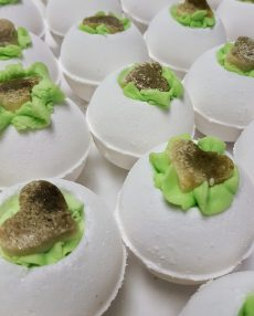 Lime in the Coconut Bath Snowballs by SoGa
